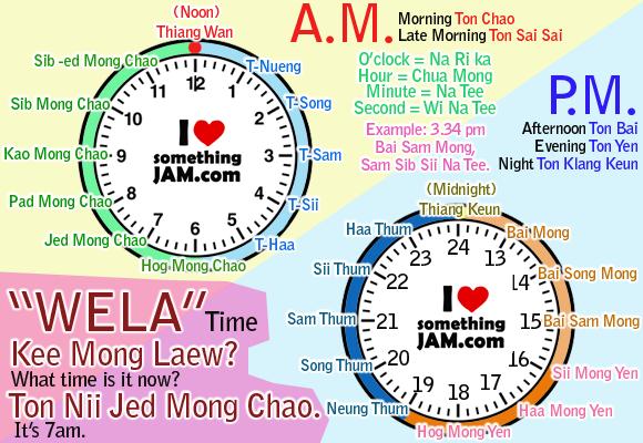 thai  on time