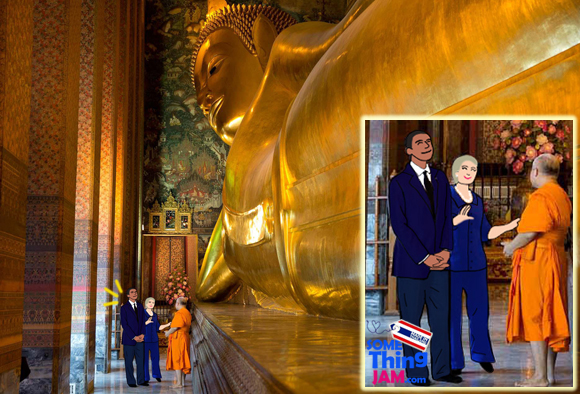 wat pho � reclining buddha and thai massage school