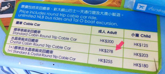 Day3 Hong Kong Ngong Ping 360 Cable Car And Big Buddha