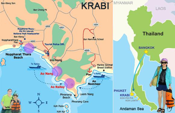 Love Thai Beach Go Krabi SomethingJAM